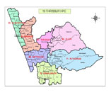 This is the HPC map of thrissur