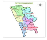 This is the HPC map of ernakulam