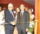 Inaugural function of Photo exhibition by Dr. S Y qureshi CEC
