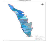 This is the map of kerala HPC